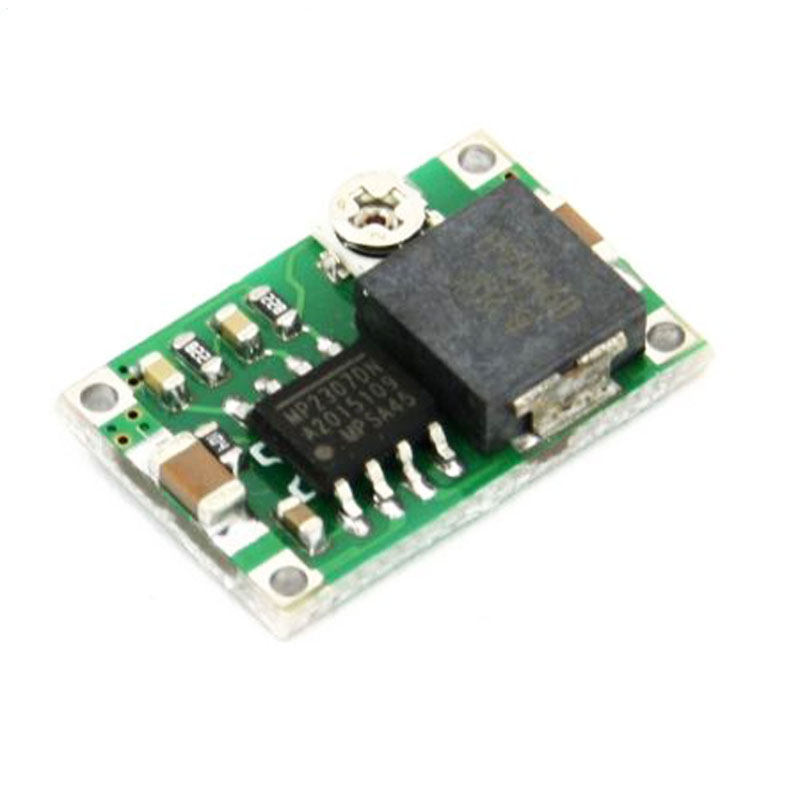 5 stücke Abendessen mini 3A DC-DC Converter Step Down buck Power Supply Module 3 v 5 v 16 v dc -dc konverter