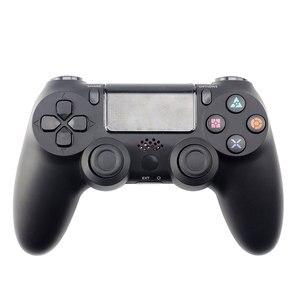 Image 2 - Gamepad sem fio para ps4 colorido lidar com jogo controlador joystick gamepads para playstation 4 ps 4 gaming console joypad controle