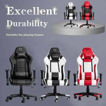 Furgle Game Armchair Furniture Chair Play for Gaming Chair red Leather Boss Chair for Home Game Competitve Seats for WCG Gaming - DISCOUNT ITEM  35% OFF All Category