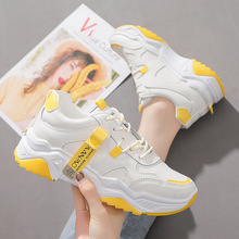 New Sneakers White Running-Shoes Sports Women Autumn of for AA-14 Increased Female Korean-Version