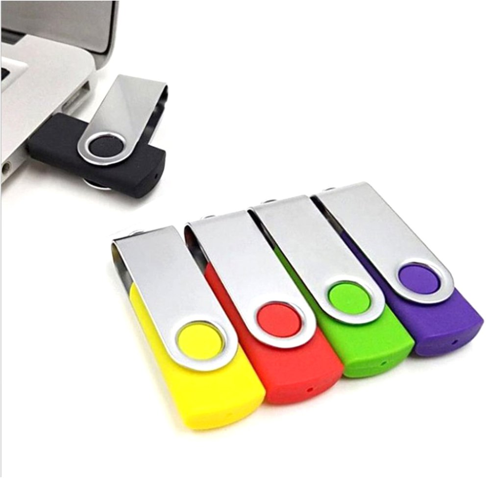 Usb Stick Metal Flash Drive 128GB 64GB 32GB 16GB 8GB Flash Disk Usb Stick Computer Usb Stick Storage Device