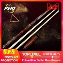 цена на 2019 PERI WANXIANG Professional 1/2 Pool Cue High-end Maple Pool Cue Kit Table Stick Pool Billiard Cue Stick Billiard Player Use