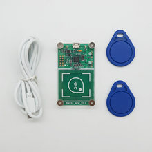 USB PN532 NFC RFID Wireless Reader Writer Mode IC CARD COPYER IC copy RFID copy copyer 13.56MHz RFID