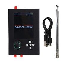 PORTAPACK H2 For HACKRF ONE SDR + 0.5ppm TCXO +2000mAh Battery + 3.2