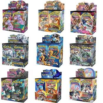 360Pcs Pokemon TCG: Sun & Moon Unbroken Bonds Booster Box Trading Card Game 1