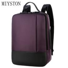 цены на Unisex USB Waterproof Backpacks Shockproof Laptop School Bags Men and Women Anti-theft Travel Backpacks Female Lap Top Backpack  в интернет-магазинах