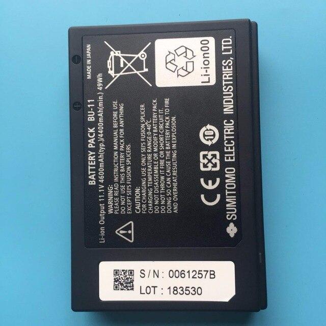Sumitomo – batterie BU 11 BU 11S pour épisseur de Fusion Type 71C Type 81C Type 82C T 71M T Q101 71C 81C Z1C Z2C, Original, fabriqué au japon
