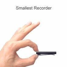 Savetek أصغر مشبك صغير USB القلم 8 جيجابايت الصوت الرقمي مسجل صوتي مشغل Mp3 70 ساعة تسجيل OTG كابل للأندرويد الهاتف