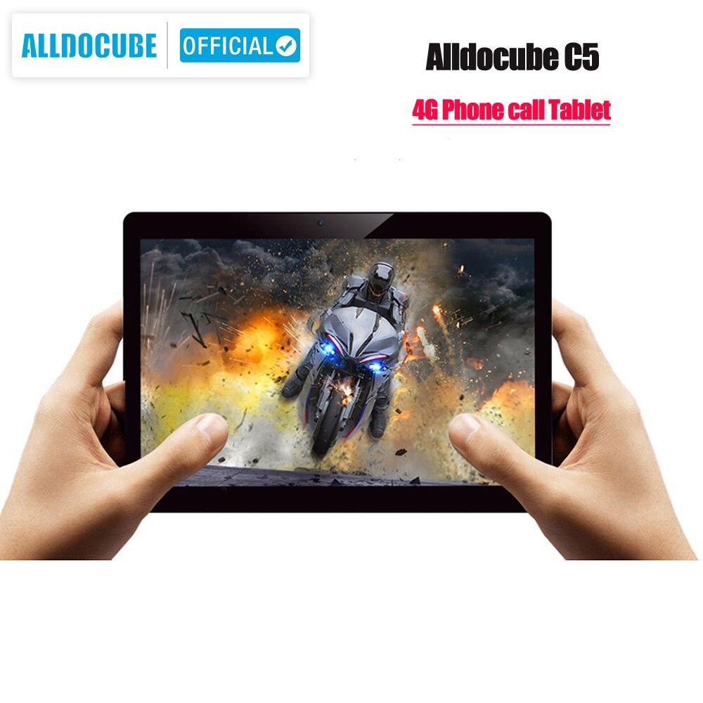 ALLDOCUBE C5C11 9.6 Inch Tablet 1280 X 800 Android 7.0 MTK6737 Octa Core 2GB RAM 32GB ROM 4G LTE Kid's Phablet