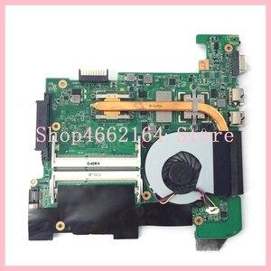Image 2 - Материнская плата 1215N/VX6 для ноутбука ASUS EEE PC 1215N/VX6 1215N 1215, материнская плата 100% протестирована, полностью протестирована, бесплатная доставка