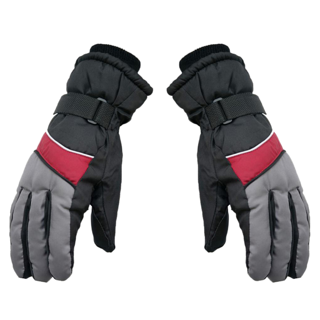 Winter Gloves Warm Cold Protection Gloves For Motorcycling Snowboard Outdoor Sport, Waterproof And Windproof