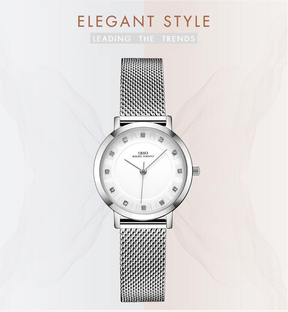 1 (9) Montre-Bracelet bijoux ensemble cadeau pour femmes