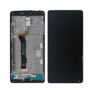 "Image 4 - Original M & Sen 5.99 ""Für Xiao mi mi mi x 2 ROM 8GB Volle Cera mi c Unibody Version lcd Display + Touch Panel Digitizer Rahmen"
