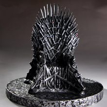 The Iron Throne Model In GAME OF THRONES  Action Figure Toys Collective PVC 16cm A Song Of Ice And Fire Desk Christmas Gift