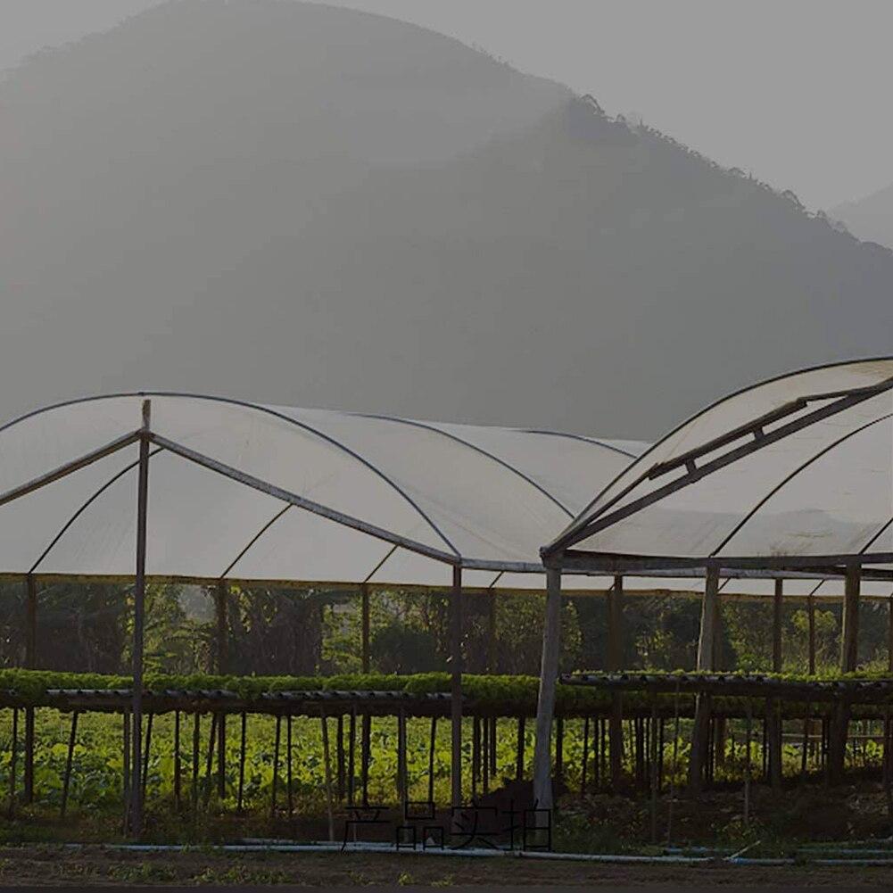 Waterproof Transparent Tarpaulin Film Patio Plants Rainproof Shelter Cover Household Garden Thicken Greenhouse Film