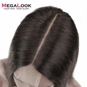Image 4 - 2X6 סגירת שיער טבעי סגירת 2x6 4x4 13x4 חזיתי תחרה סגירת ישר רמי אור חום תחרה ברזילאית אמצע חלק סגירה