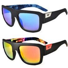 Raposa esportes ao ar livre óculos de sol homem óculos de sol oversized feminino óculos de condução anti-reflexivo uv400