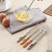 Венчик для сливочного масла с керамической ручкой венчик яиц