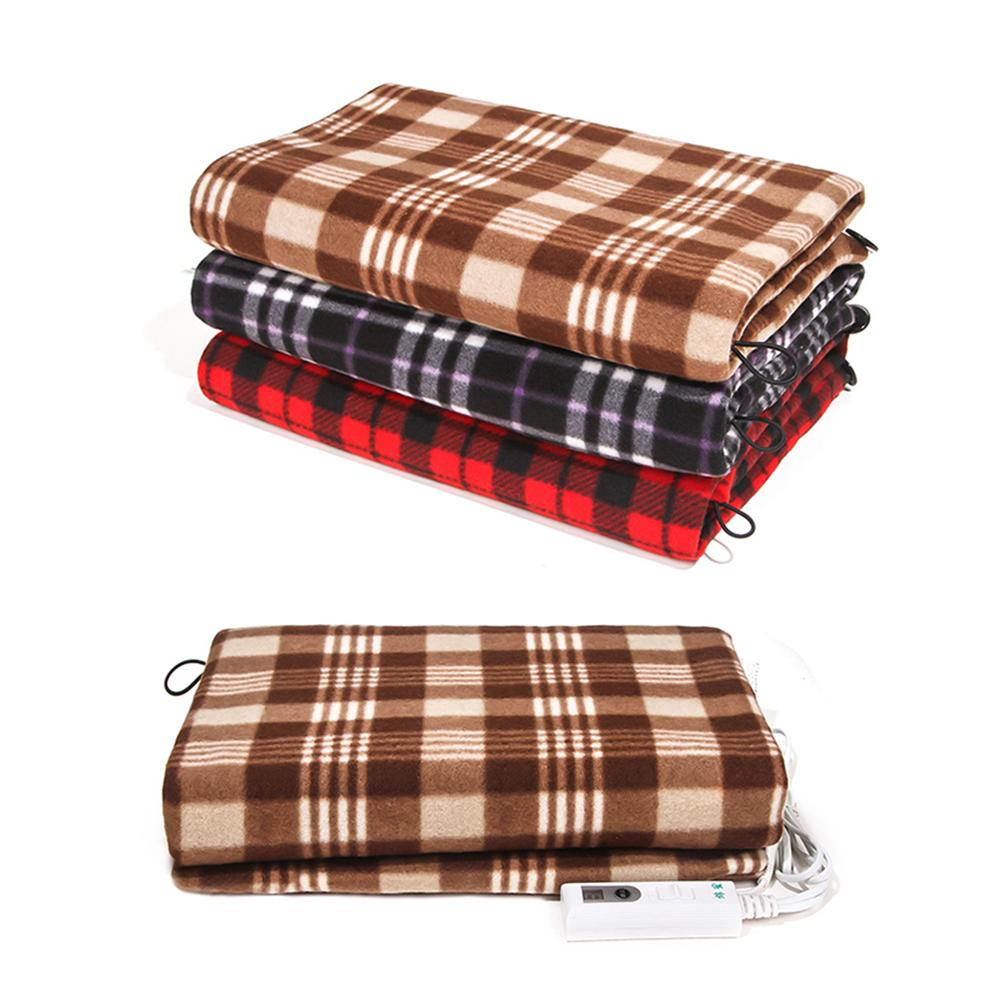 Electric Heating Blanket Multifunctional Knee Warm Blanket Far Infrared Hot Compress Therapy Blankets With Remote Control Oldman