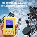 BR-9C 2-in-1 Handheld Tragbare Digitale EMF Meter Elektromagnetische Strahlung Kern Strahlung Detektor Geigerzähler