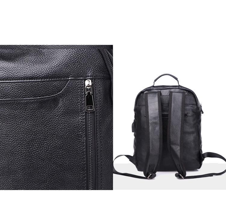 negócios viagem casual mochila preto