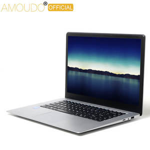 Image 2 - Amoudo 15.6inch 1920*108P IPS Screen Intel Quad Core CPU 4GB Ram 64GB Rom Win10 Laptop Notebook Computer