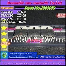 Аудио усилитель Aoweziic 2019 + 100% новый импортный оригинальный TDA7293V TDA7293 TDA7294V TDA7294 TDA7297 TDA7297SA ZIP 15