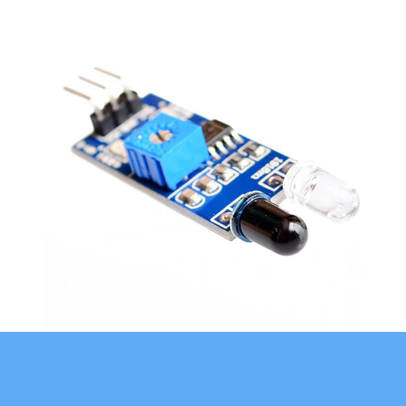 5Pc//Set IR Infrared Tracker Obstacle Avoidance Proximity Line Sensor For Arduino