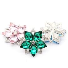 Кристалл в форме звезды бусины стильные Стразы стеклянные стразы