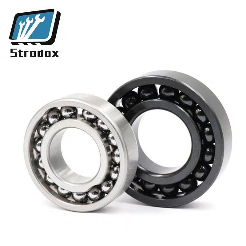 10pcs/lot White Type High temperature Deep Groove Ball Bearing 6200 6201 6202 6203 6204 6205 6206 6207 6208 Tools Spindle Motor image