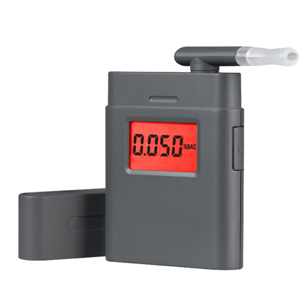 Wine-Breathalyzer Alcohol-Tester Mouthpieces New for Drivers Lcd-Display title=