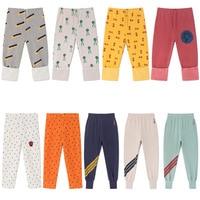 Kids Boys Pants Pre sale 2019 Autumn Winter New TAO Kids Boys Girls Trousers Children Fleece Casual Sports Pants For 1 11Y