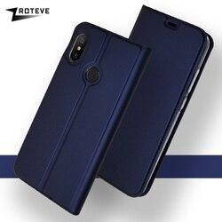 ZROTEVE Cover for Xiaomi Redmi 6 Pro Case Wallet Leather Cover Xiaomi Redmi 6A Flip Case For Xiomi Redmi 6 Pro 6A Redmi6 Cases