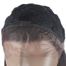 Synthetic Hair Lace Front Wigs