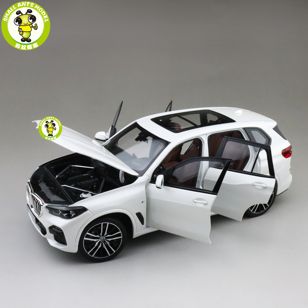1/18 G05 X5 SUV Diecast Model Car Toys Boy Girl Birthday Gifts