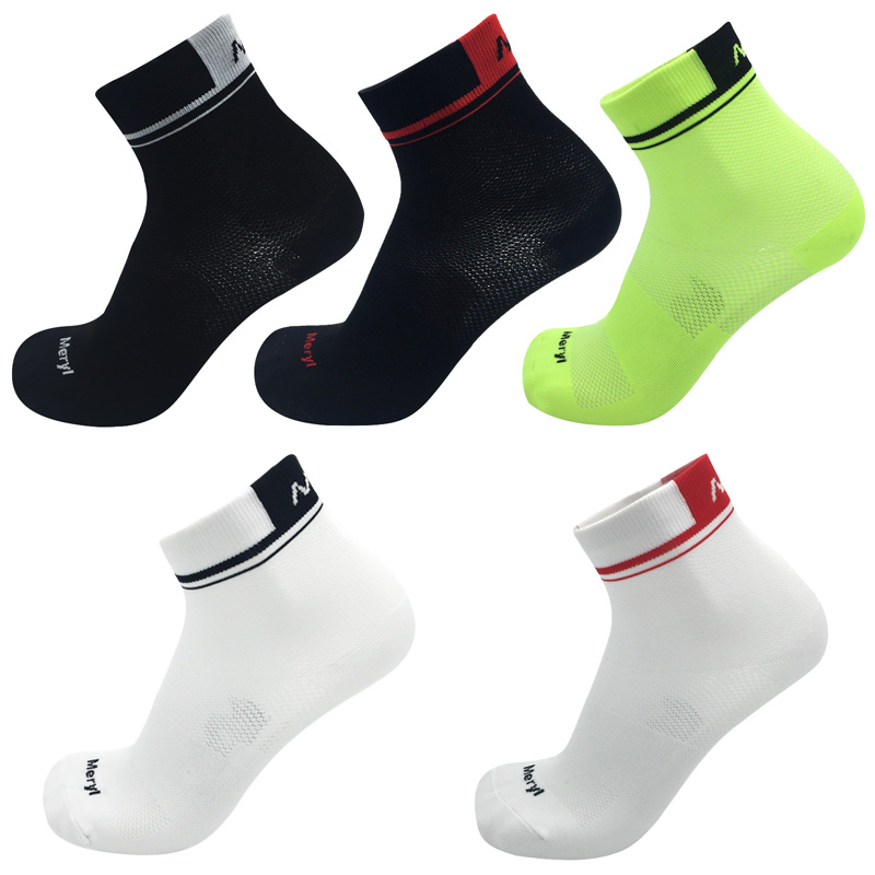 Cycling Sport Running Socks Ankle Basketball Bicycle Climbing Camping Socks MTB Road Bike Men Socks