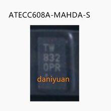 ATECC608A-MAHDA-S DFN 100% original Novo