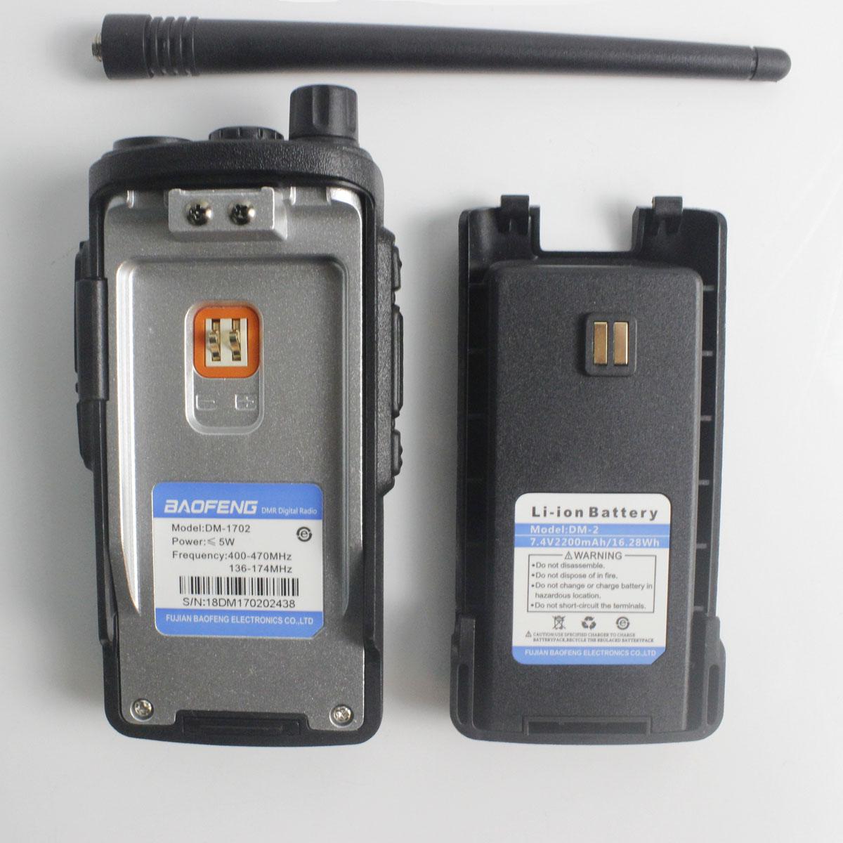 2021 baofeng dm1701 dm 1702 gps walkie talkie 04