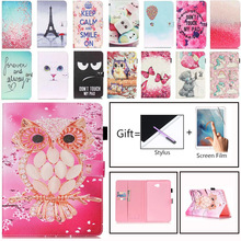 Cover Funda Tablet Sm-T585-Case Samsung Galaxy Stand-Skin for A6 T580 Sm-t580/Sm-t585-case/Funda/..