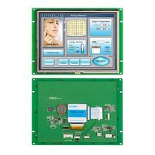 8 pouces HMI pierre TFT LCD Module STI080WT 01 avec écran tactile + carte contrôleur + logiciel