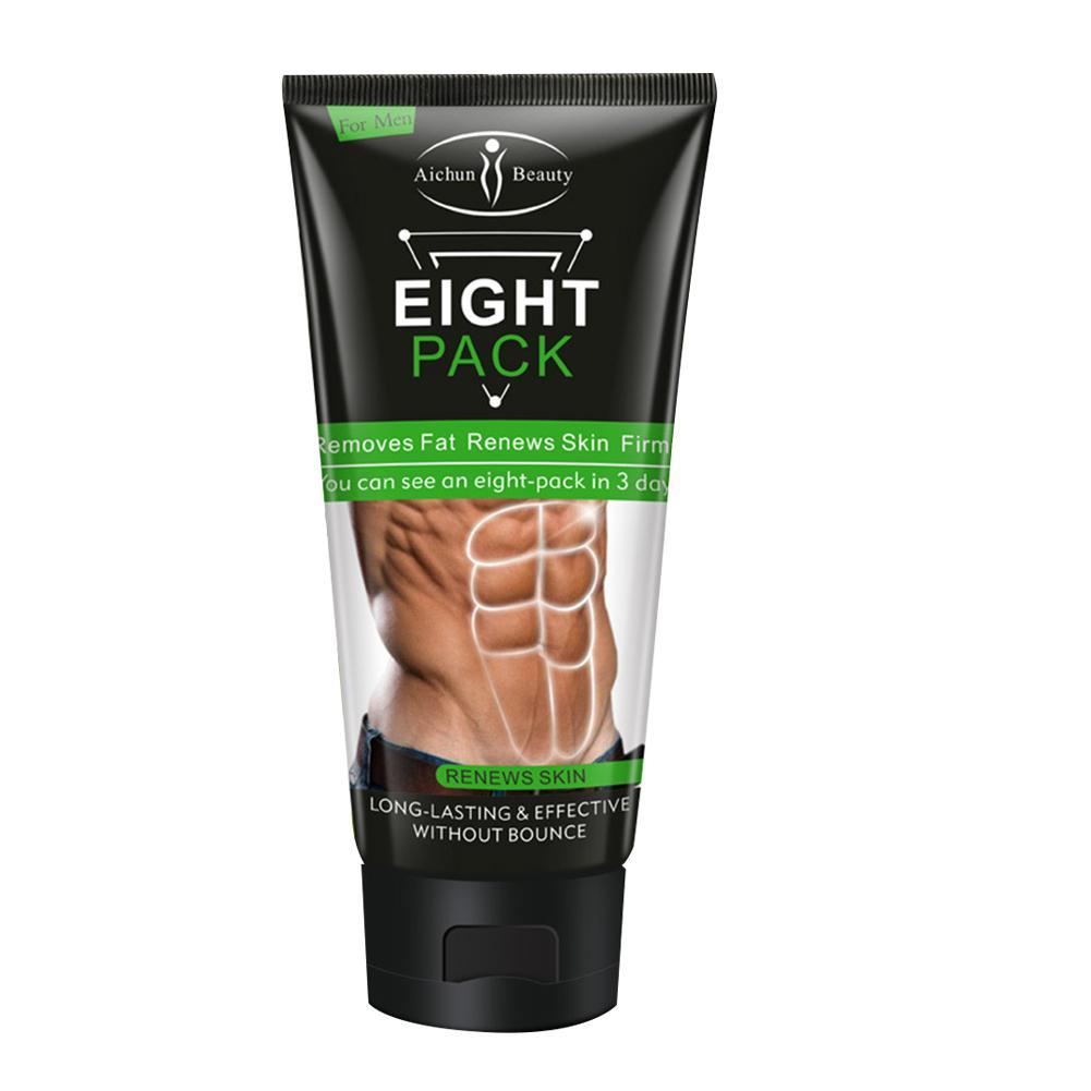 1PCS Men's Abdominal Muscle Cream For Exercise Body-building Tightening And Body Care Slimming Gel For Weight Loss Product