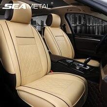 Housses de siège de voiture universelles, ensemble de housses de siège, de style, accessoires de voiture, tapis
