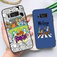 RuiCaiCa Scooby Doo Cassa Del Telefono per Samsung Nota 3 4 5 7 8 9 10 20 pro lite ultra Oppo a9 2020