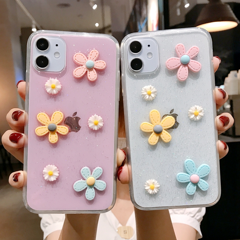 Best Price High quality iphone 6 tpu clear flower 3d brands and ...