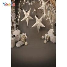 Yeele Merry Christmas Photography Backdrop Baby Birthday Party Photocall Custom Photographic Background For Photo Studio Props