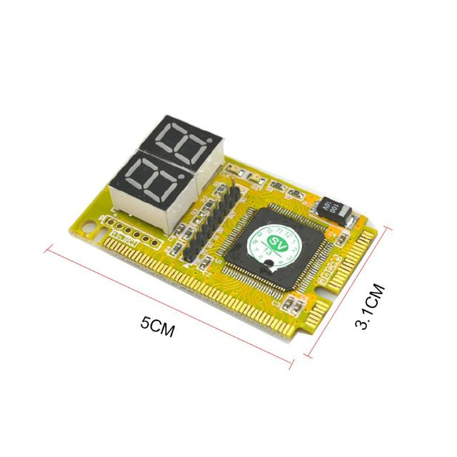 3 in 1 PCI/PCI-E/LPC Mini PC Laptop Analyzer Tester Module Diagnostic Post Test Card Electronic PCB Board LED Display