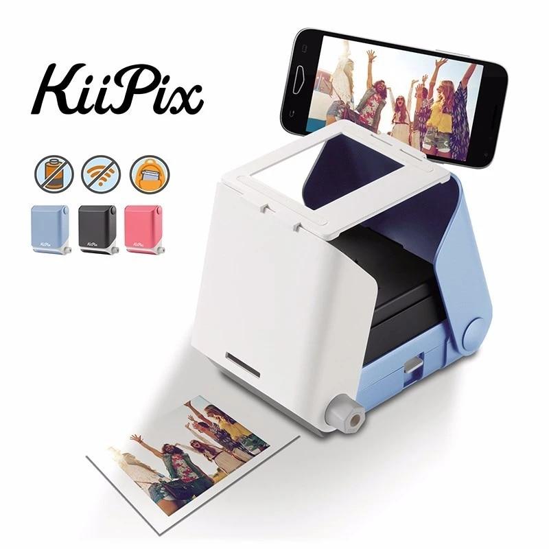 Kiipix Instant Picture Printer Printoss Smartphone Picture Printer From Smartphone Screen Portable No Batteries Required Film Camera Aliexpress