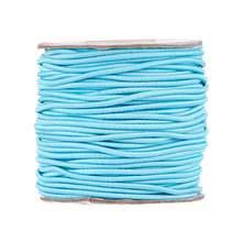 Круглый эластичный шнур 30 м/40 м/рулон 2 мм нейлоновый внешний
