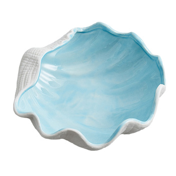 Kreatywna pokrywka Design płyta z biżuterią taca ceramiczna kolczyk Rack Home Decor tanie i dobre opinie CN (pochodzenie) cosmetic tray jewelry tray key display plate household decor ring storage tray