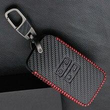 Car Key Cover Case Holder For Renault-Captur Clio Megane Koleos Kadjar High Quality Auto Accessories